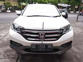 CR-V 2.0 AT PRESTIGE 2013 / 2014 Bsa tt Fortuner HRV pajero Qutlander