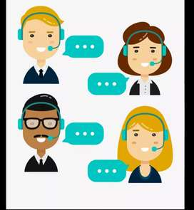 Call centre jobs for males & females