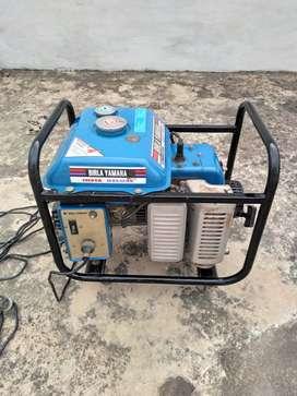 BIRLA YAHAMA portable generator, Model: LG2000, 2KVA, Kerosine driven,