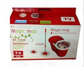Magic Mop - Double Drive Spin Mop