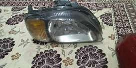 Baleno front headlight genuine or 2 cultus ki front light