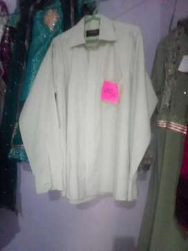 Shirt light green