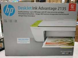 Printer HP deskjet 2135 all in one