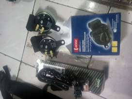 klakson denso waterproof plus relay sama pasang dtmpt anda