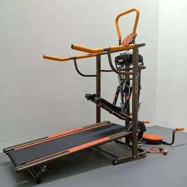 Best seller treadmill manual 6in1