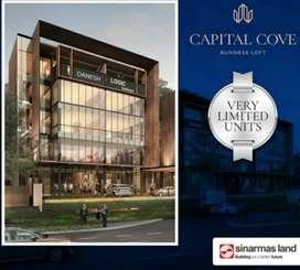 Ruko gandeng Capital Cove perkantoran strategis pusat bisnis BSD CITY