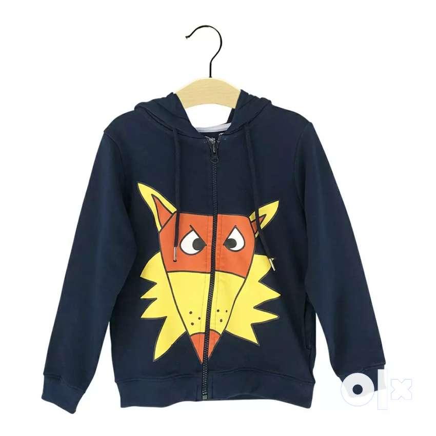 Kids hoodies regular fit