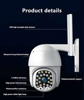 Home Security Human Alarm CCTV Security Camera 1080P Two Wat Communica