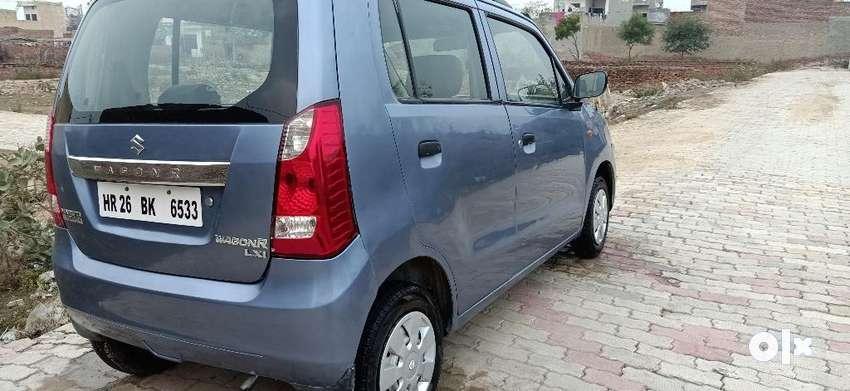 Maruti Suzuki Wagon R Duo, 2011, CNG & Hybrids 0