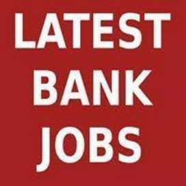 Bulk hiring direct joining without interview jobs in all banks