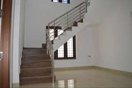 Budget Friendly G+1 Independent Duplex villa + 4.15 cents/Modern/CCTV