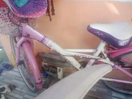 "Sepeda mini wimcycle electra 24"" 6 speed"