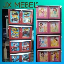 JX MEBEL Lemari Plastik Pekanbaru