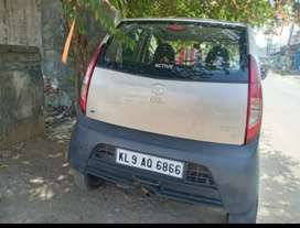 Tata Nano 2012 Petrol Well Maintained