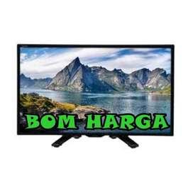 TV LED 24in SHARP AQUOS LC-24LE170I - ISTIMEWA !