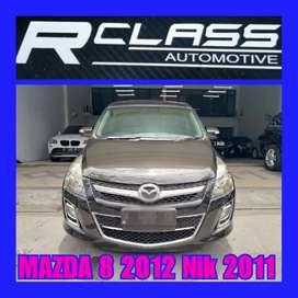 Mazda 8 AT 2012 nik 2011(Bisa Credit)