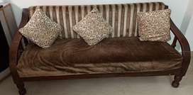 5 SEATER SOFA (3+1+1) WITHOUT CENTER TABLE