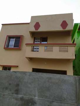 Duplex house ready to move