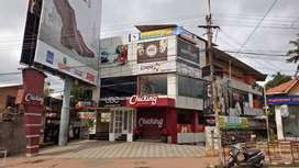 Shop/office space in shopping complexes at Pattom & Mannanthalaan