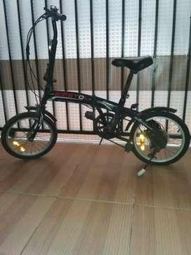 Sepeda Lipat (Lama tdk dipakai)