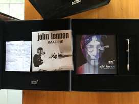 JUAL BALLPOINT MONTBLANC JOHN LENNON LIMITED/SPECIAL EDITION
