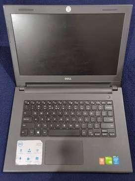 Dell 14 vostro 3446 corei5 , nVidia GT820M 2GB GPU, 500GB, 4GB laptop