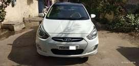 Hyundai Fluidic Verna 1.6 CRDi SX, 2011, Diesel,Call :-80545OO544