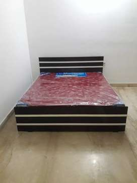 without storage bed and mattress