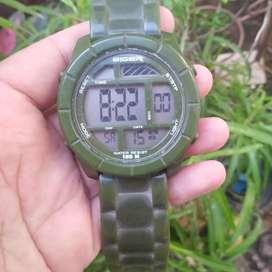 Jam tangan Eiger Army langka awet 10 th