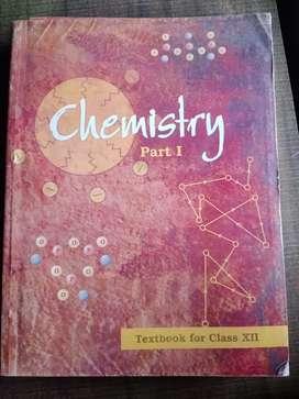 NCERT Chemistry Class 12th part 1 & part2