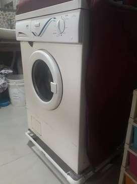 IFB Elena front loading white washing machine