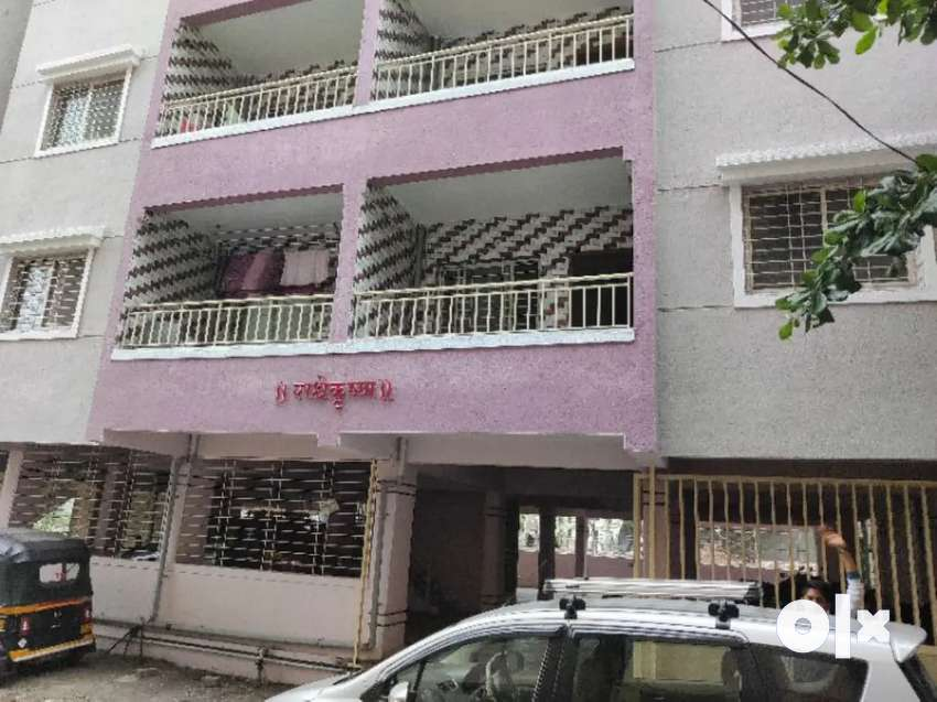 SPECIOUS 1BHK APPARTMENT READY TO MOVE IN PIMPLE GURAV