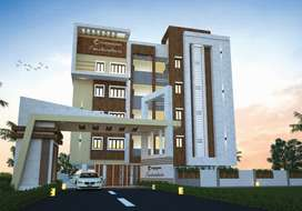 1 and 2 BHK apartments for sale near Tidel Park
