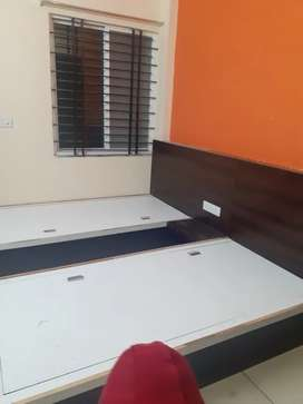 1 room on rent. Full furnished. Attached toilet.