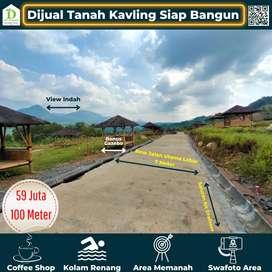 Jual tanah kavling di Bogor, penandatanganan indah banget