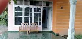 Dijual rumah area batas kota, Padang. Tanpa perantara