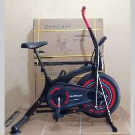 Sepeda statis platinum bike C-693