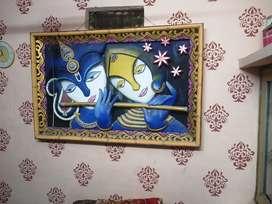 Wall decoration piece