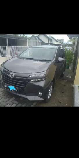 Daihatsu Xenia type x manual th 2019