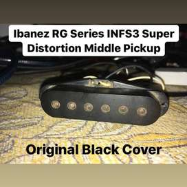 Guitar Pickups - Ibanez INFS3 Single Coil & Chinese HotRail