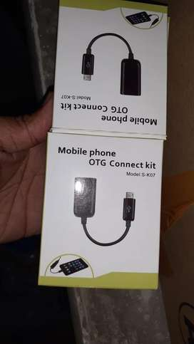 Otg cable home Delivery available