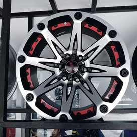 Velg racing ring 20 mobil Strada Triton