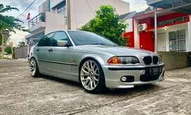 BMW E46 SERI MESIN M43TU 2001