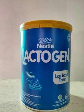 Susu Formula Lactogen Lactose Free 400gr