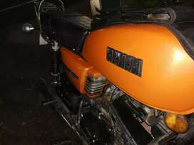 Rx135 yamaha 1999