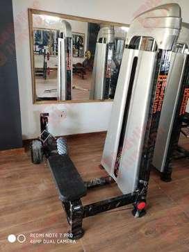 Manufacturer of all heavy duty Commercial gym equipment.
