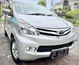 [Lulus Inspeksi]All new toyota avanza g 2013 automatic silver orisinil