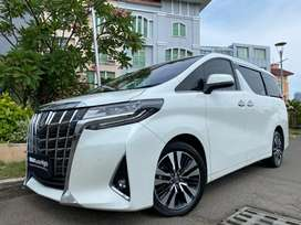 Alphard 2.5 G ATPM 2019 White Km19rb Heater Seat #AUTOHIGH #MUST HAVE