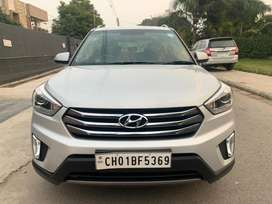 Hyundai Creta 1.6 CRDi AT SX Plus, 2016, Diesel