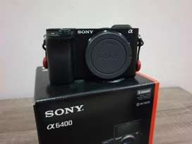 Sony Alpha A6400 Body Only Bisa Credit